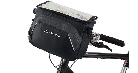 VAUDE Road II Handlerbar Bag black/anthracite